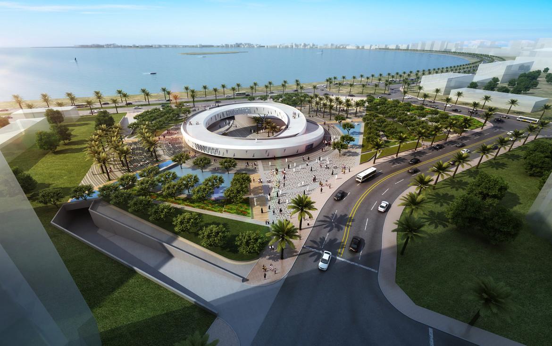 Westbay Citygate Park, Doha, Qatar