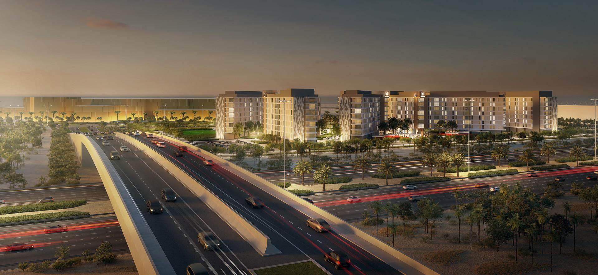 Yas Staff Accommodation, Abu Dhabi