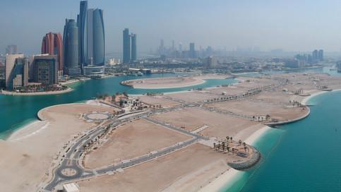 Nareel Island Development, Abu Dhabi, UAE