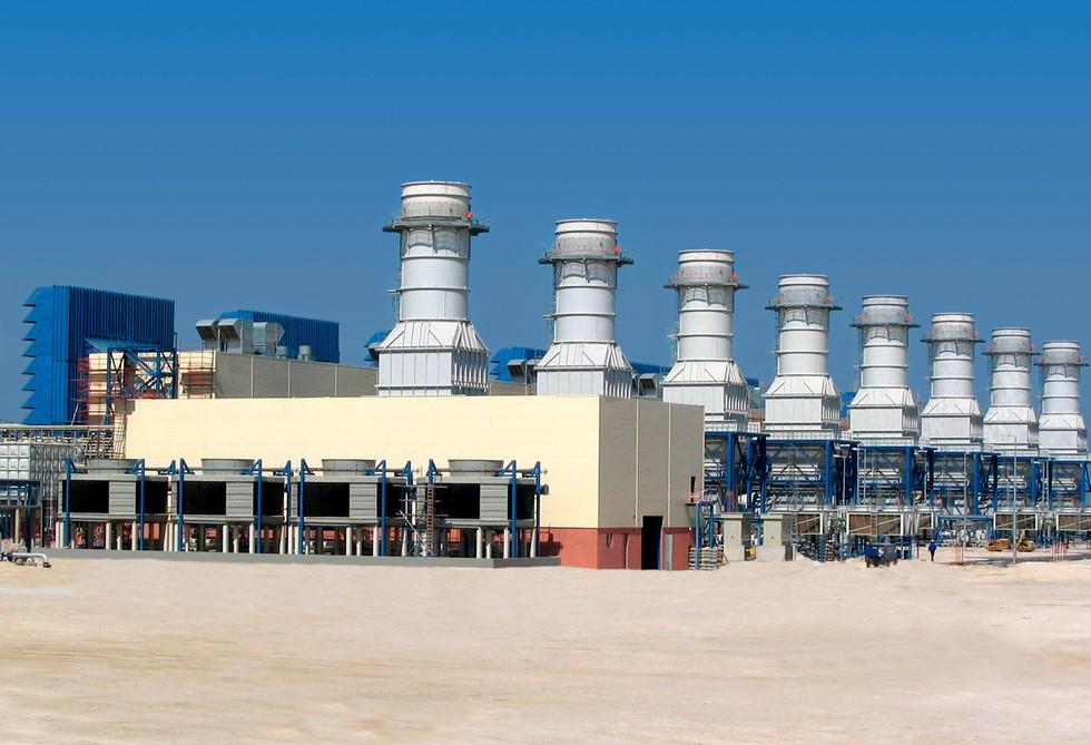 Az Zour Power Station