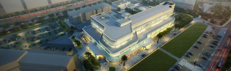 Al Noor Hospital, Abu Dhabi, UAE
