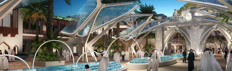 New Doha Zoo, Qatar