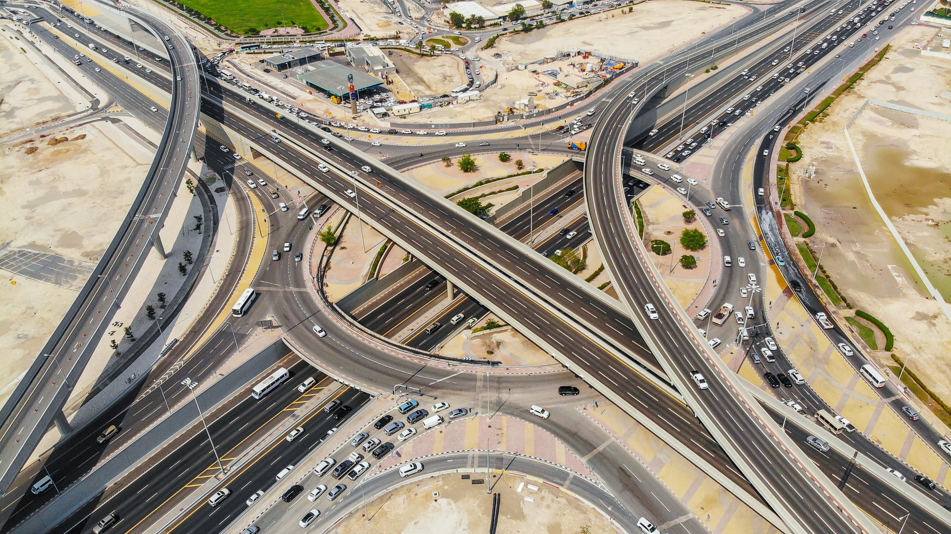 Al Rayyan Road, Qatar