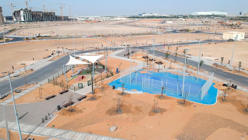 Al Merief Development, Abu Dhabi, UAE