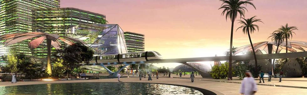 King Abdulla Economic City, KSA