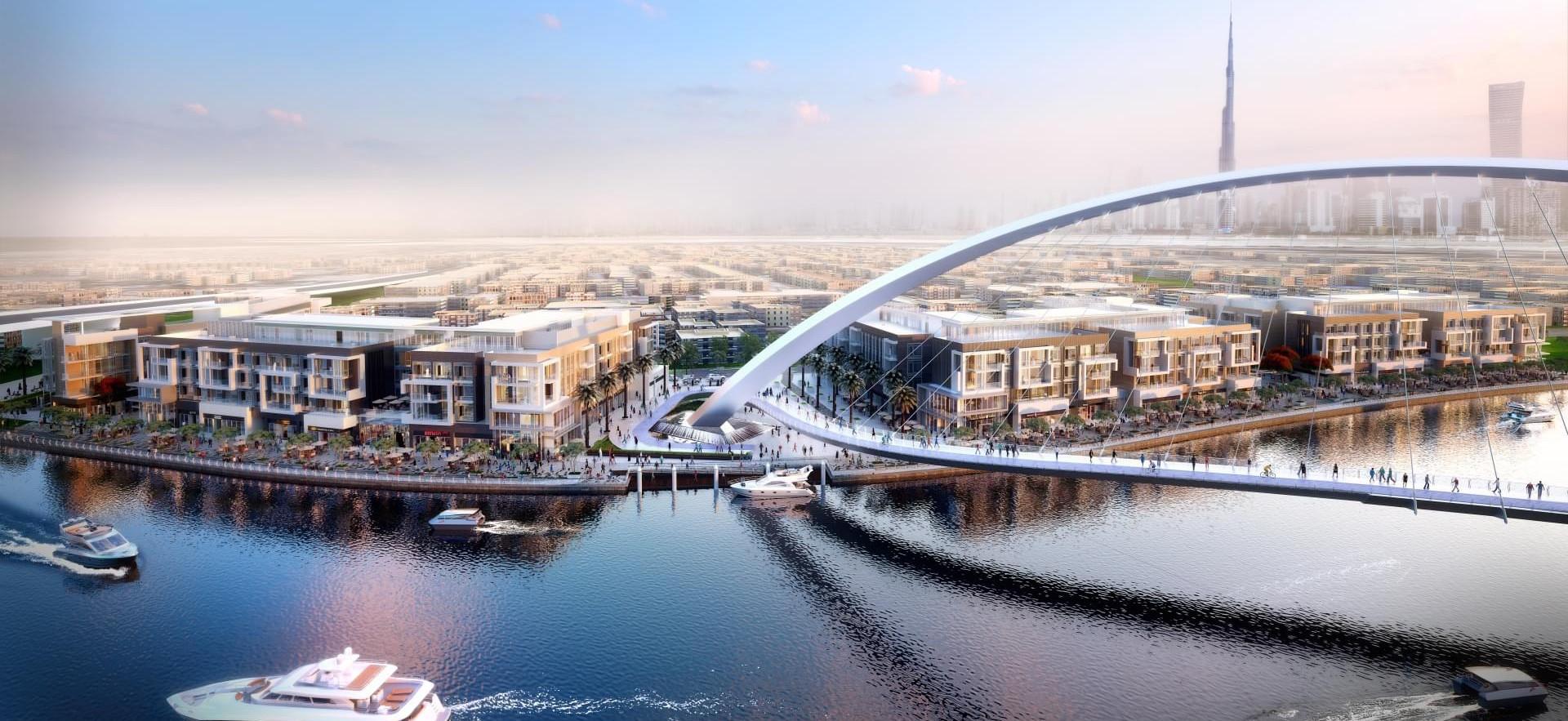 Dubai Water Canal, Safa A