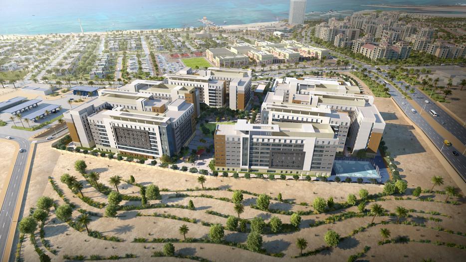 Yas Village Island, Abu Dhabi, UAE