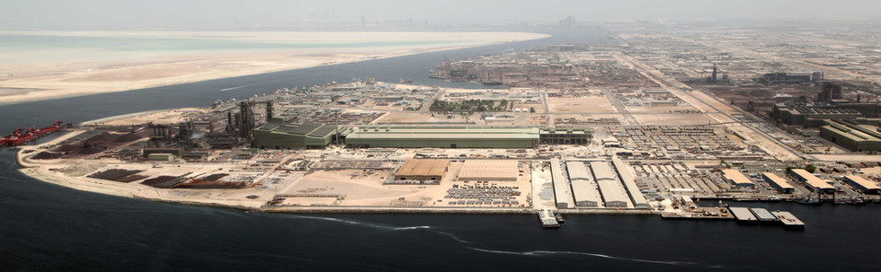 Industrial City, Abu Dhabi, UAE
