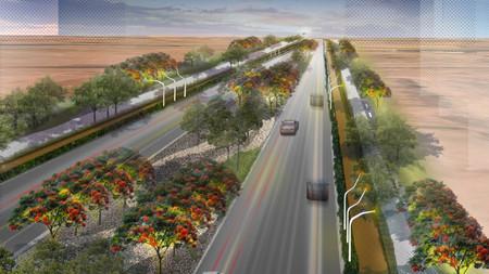 Green Riyadh Highways
