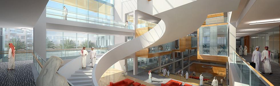 New UAE College, Abu Dhabi, UAE