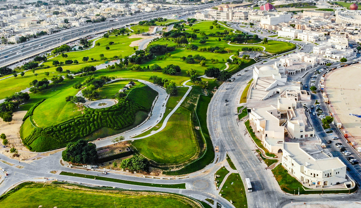 South Plaza, Katara Cultural Village, Qa