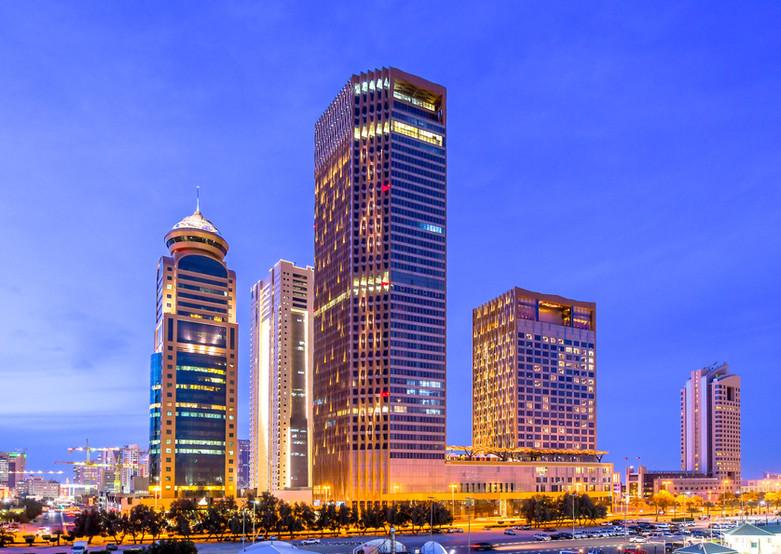 Burj Al Shaya & Four Seasons Hotel, Kuwa