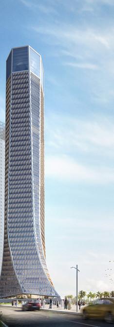 Capital Markets Authority HQ, Kuwait