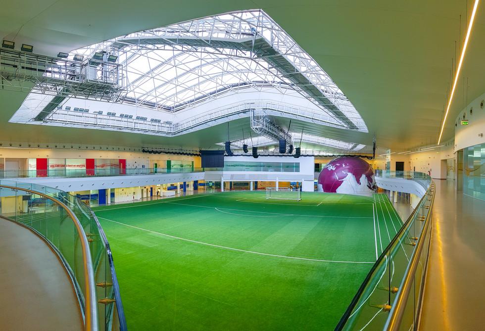 Aspire Academy Expansion, Qatar
