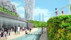 Kuala Lumpur International Finance Distr