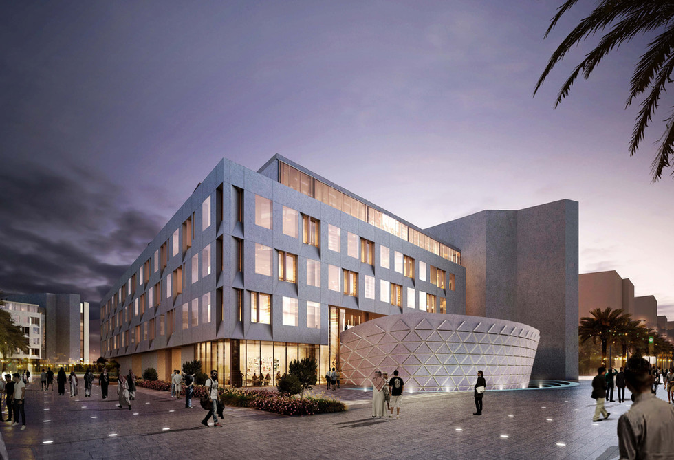 College of Architecture, Kuwait