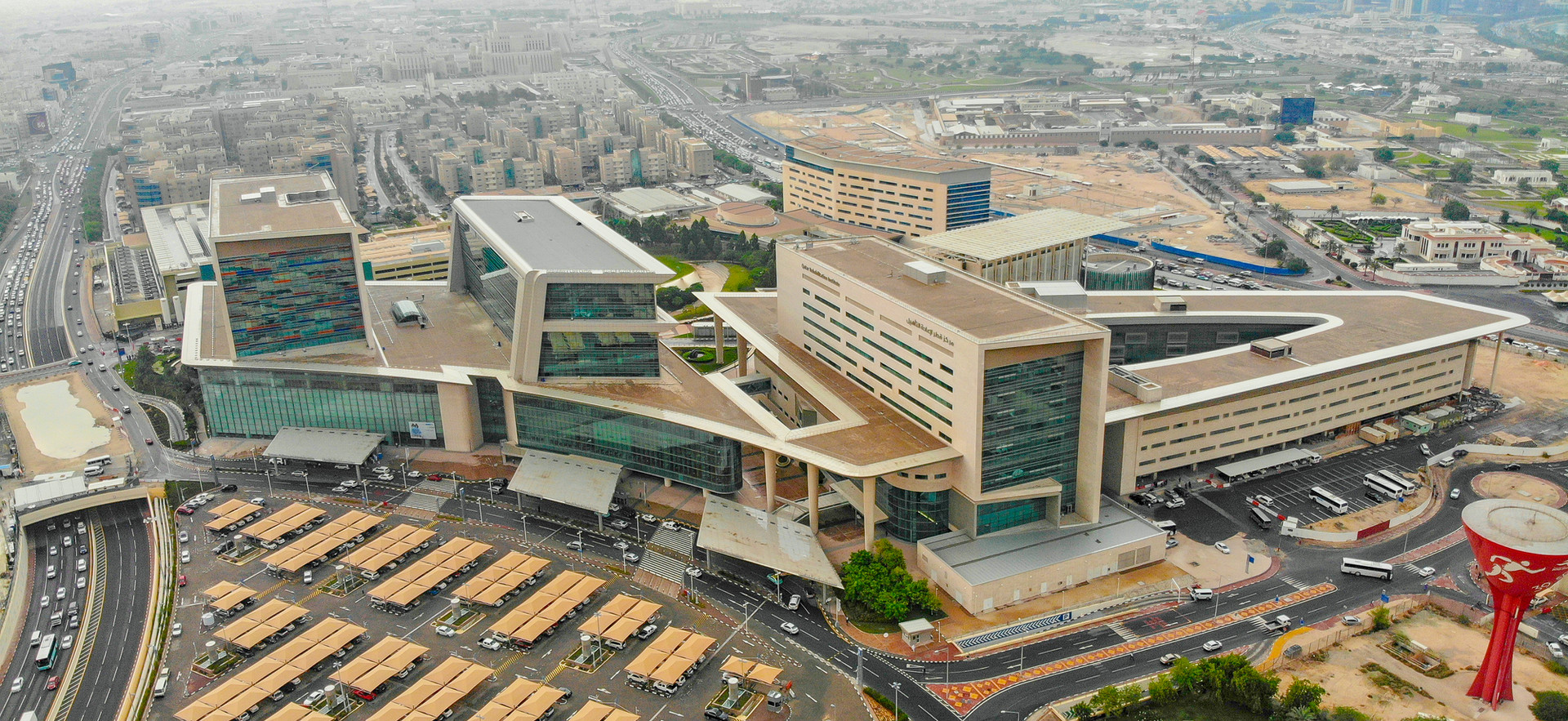 Hamad Bin Khalifa Medical City, Qatar