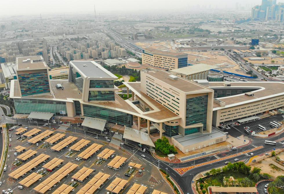Hamad Bin Khalifa Medical City, Qatar