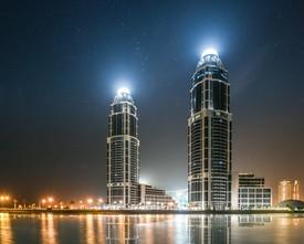 Gateway Towers, Abraj Quartier, The Pear