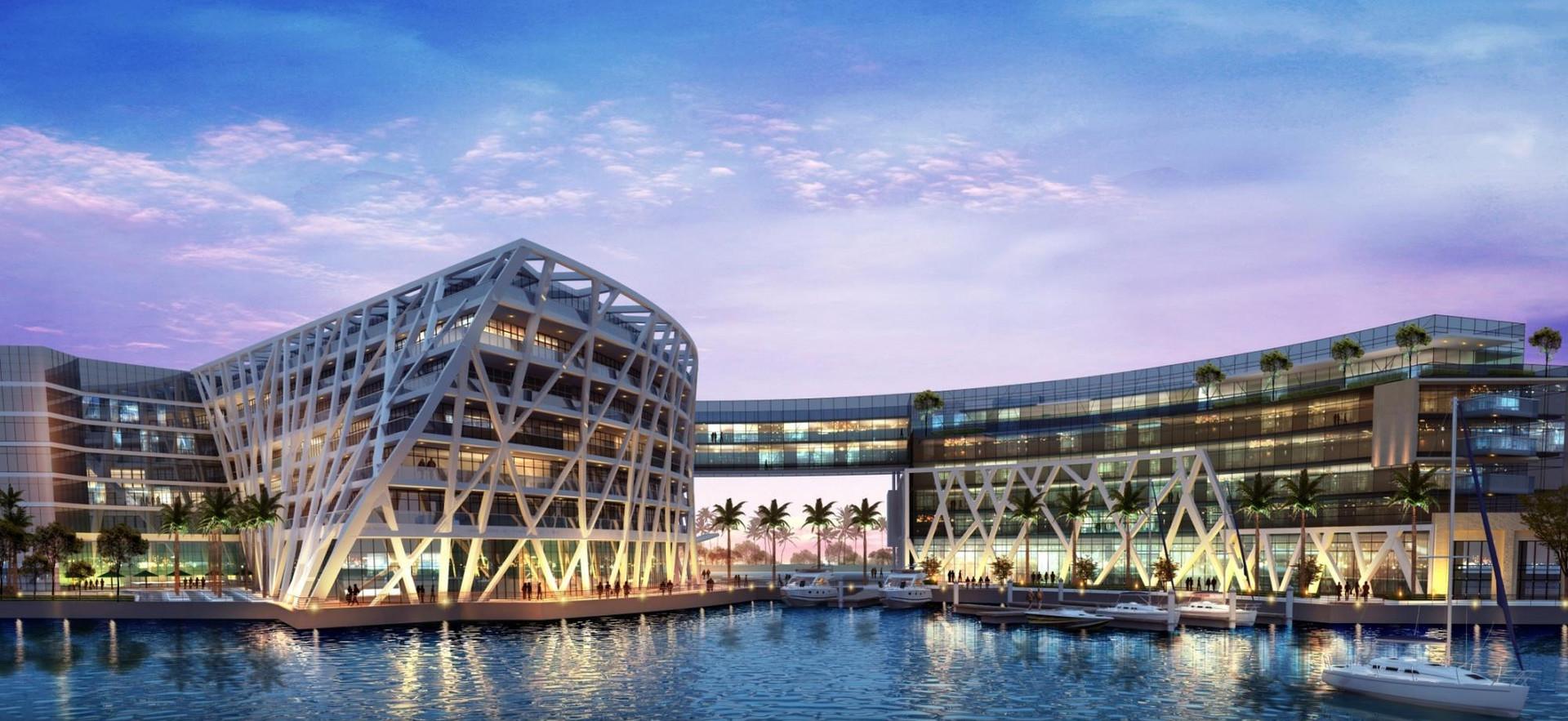 Abu Dhabi Marina Bloom, UAE
