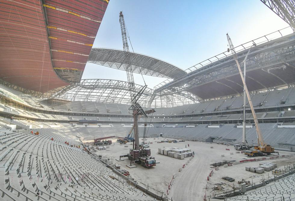 Al Bayt Stadium, Qatar