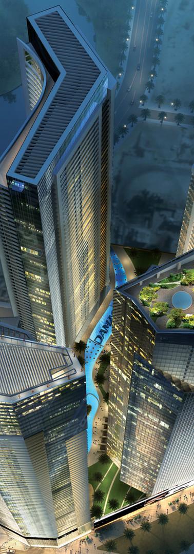 Aykon Towers, Dubai, UAE