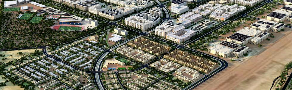 Masdar City Infrastructure, Abu Dhabi