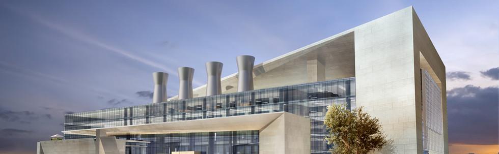 ADEC Headquarters, Abu Dhabi, UAE