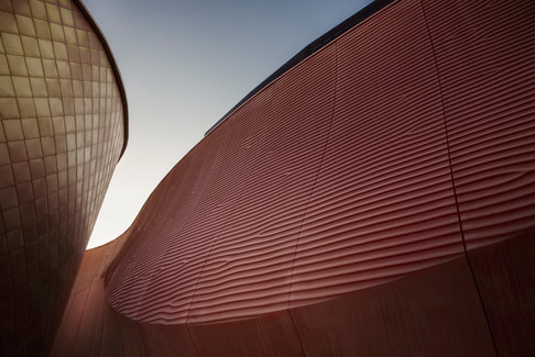 Masdar Visitors Center, Abu Dhabi, UAE