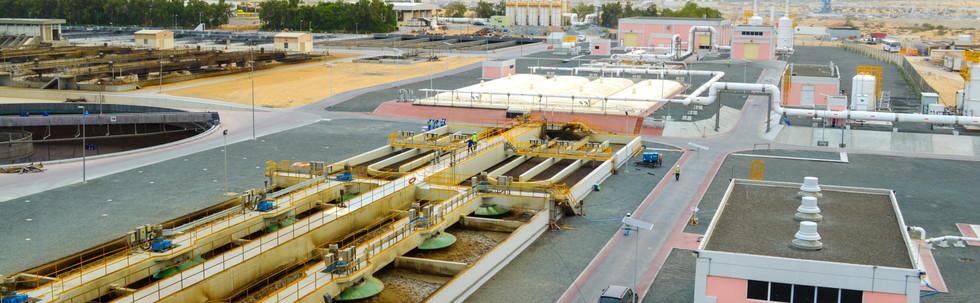 Al Aweer STP Expansion, Dubai, UAE