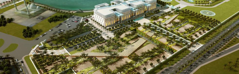 Executive Council Building, Abu Dhabi