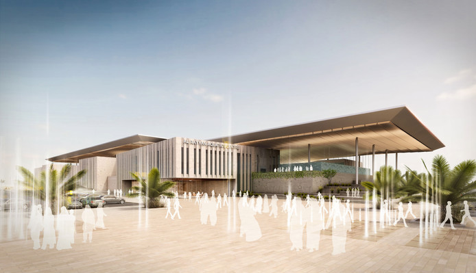 Qatar Olympic Committee Swimming Pools