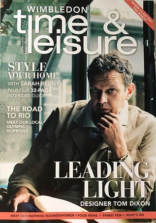 Time & Leisure Magazine