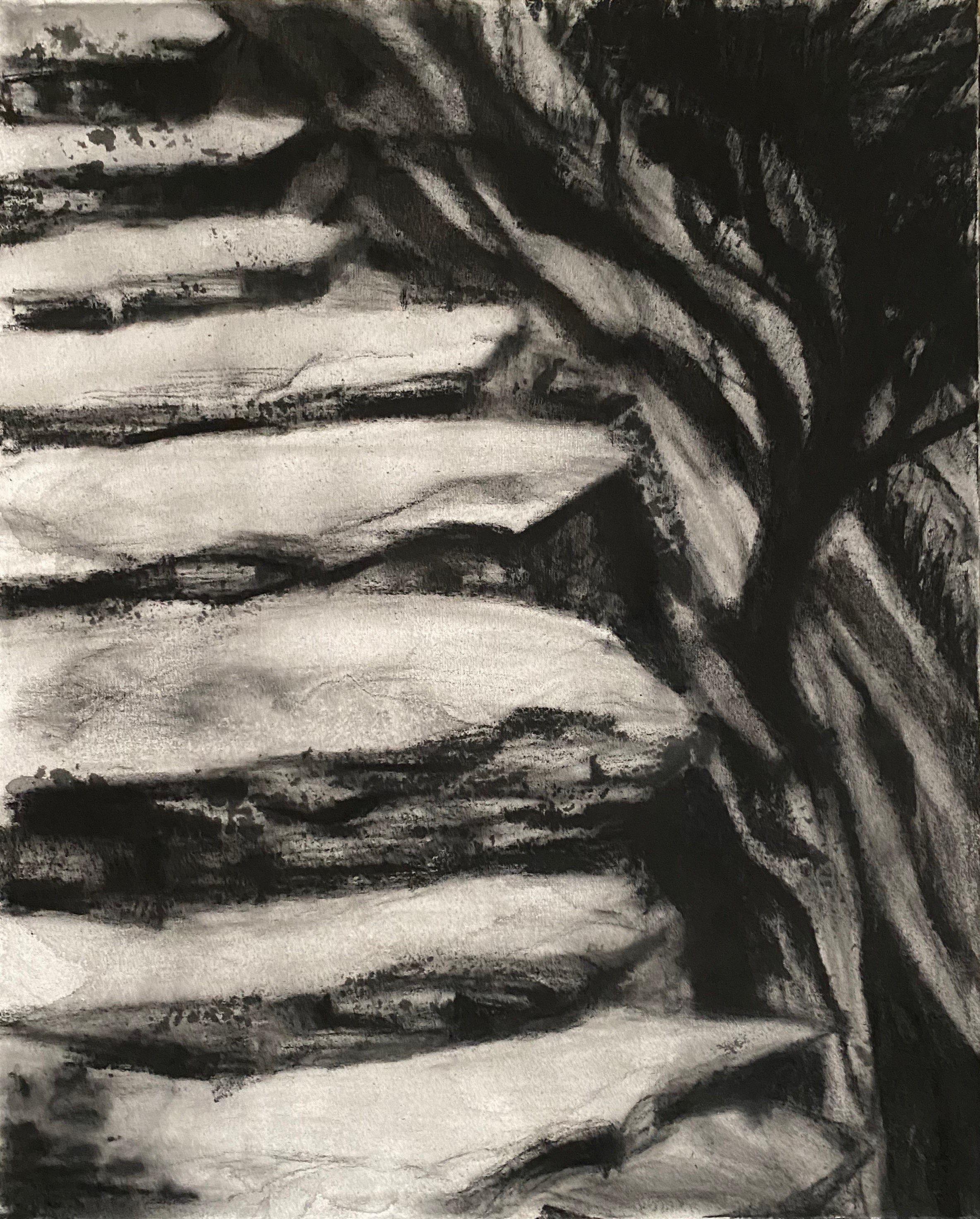 """""""Escada de pedras"""""""