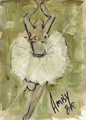 """Renato Amisy - """"Bailarina"""""""