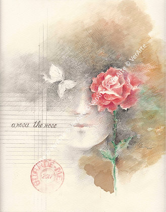 "Celina Lima Verde - ""A Rosa"""