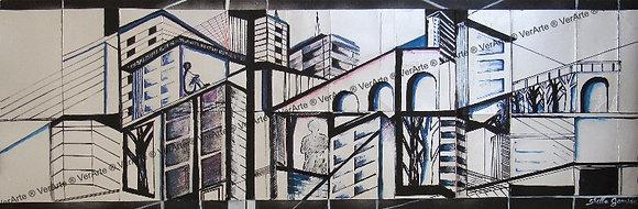 "Stella Gomide - ""Arcos Urbanos"""
