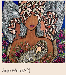 ''Anjo mãe''
