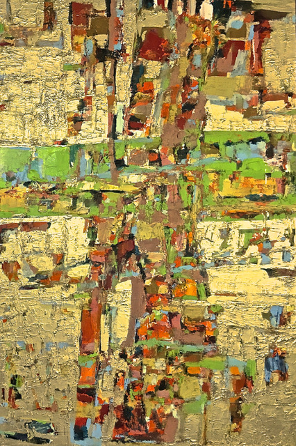 Vienna - Klimt 90x60cm