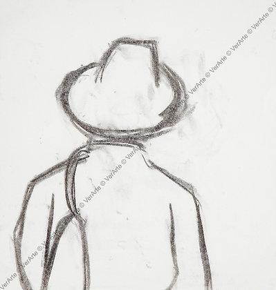 """Marcos Amaro - """"Homem com Chapéu"""""""