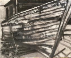 """""""Casco de barco"""", 2020"""