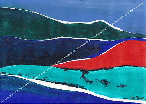 Ana Mendes - III - Série Fragmentos