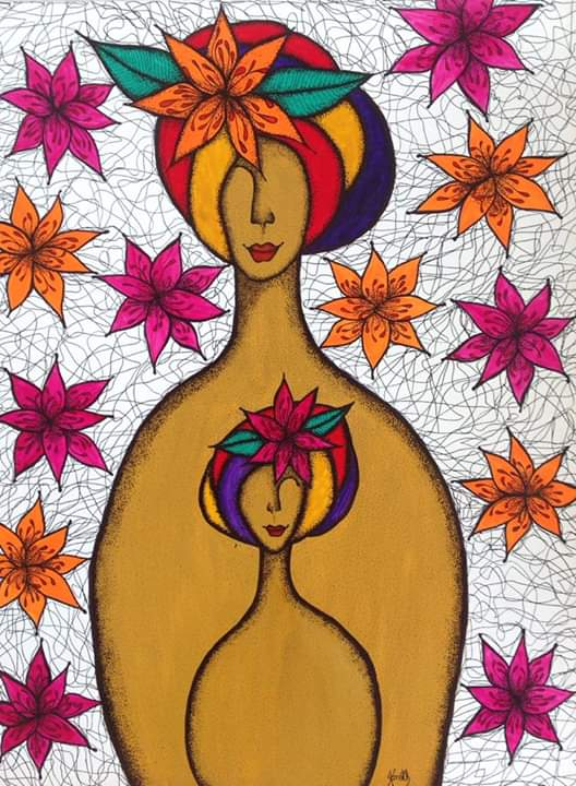 ''Mãe e Filha I''