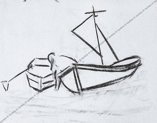 """Marcos Amaro - """"Homem com Barcos"""""""