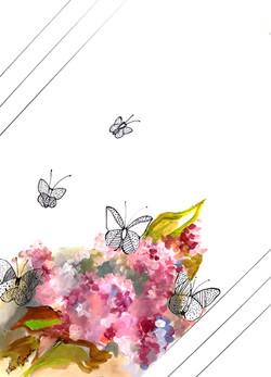 """""""Série: Flores para um mundo melhor"""""""