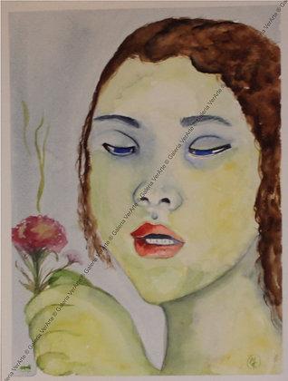"Maria Cecília Camargo - ""Rosa"""