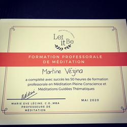 Le Plaisir de Bouger méditation