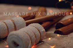Le Plaisir de Bouger-Massothérapie aux bambous