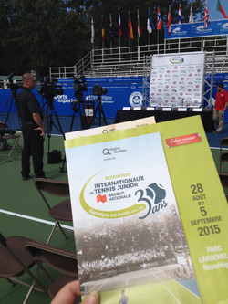 Kiosque Internationaux de tennis
