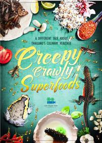 Creepy Crawly Superfood